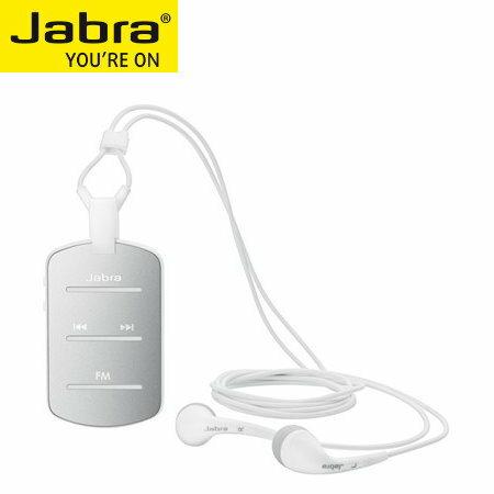 Jabra TAG 立體聲FM藍芽耳機(白色)~先創公司貨