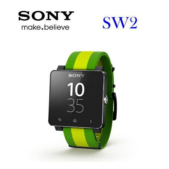 SONY SW2 FIFA世足限量版藍牙手錶