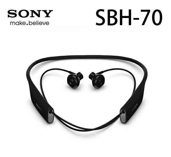 【神腦公司貨】SONY SBH-70/SBH70 原廠耳塞式耳機 後掛式穿戴 立體聲藍芽耳機