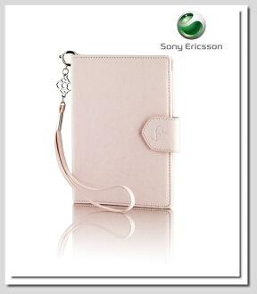 【年末出清網壇甜心瑪莉亞莎拉波娃設計】SONY-Ericsson IDC-34/IDC34 旅行錢包收藏設計款~原廠皮套(吊卡裝) ~ 聯強公司貨~