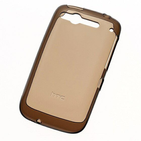 HTC TP C580 原廠TPU透明保護套(先創公司貨) ~For:Desire S/ S510E~