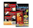 【膜力~HC晶亮抗刮】ASUS Liquid Gallant E350 三明治螢幕保護貼~抗刮耐磨~市售第一品牌