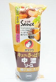 【橘町五丁目】日本 OTAFUKU 多福中濃醬  可樂餅、炸物、日式炒麵也適用喔