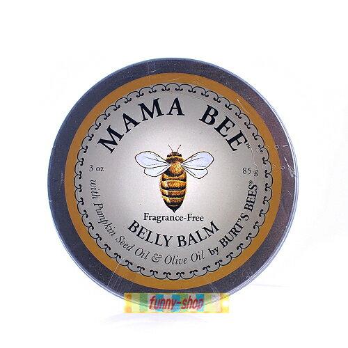 Burt's Bees 媽媽彈力緊緻身體霜 (85g)【凡妮小舖】