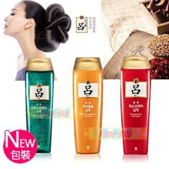 【14年最新升級版】韓國 Ryoe 呂 漢方洗髮精 小瓶裝(180ml)【巴布百貨】