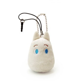 【禾宜精品】Moomin 嚕嚕米 立體 手機擦 吊飾 姆明 玩偶 玩具 生活百貨 *正版 M104001-A
