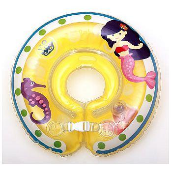 【悠泳寶 YOYOBAO】嬰兒游泳脖圈 (4款) 1