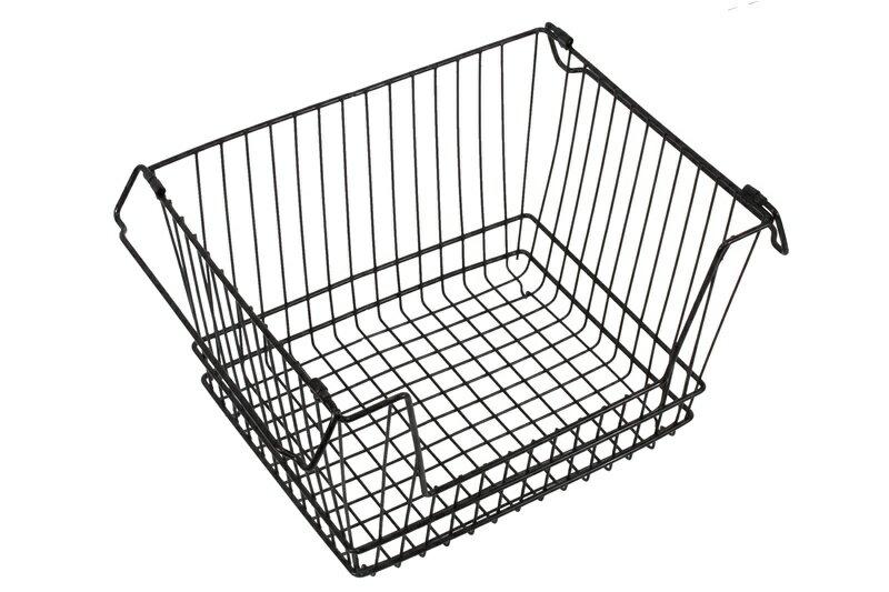 【凱樂絲】媽咪好幫手櫃子收納籃 (中型) - 自由DIY 空間利用 透氣通風, 客廳, 廚房, 衣櫃適用 1