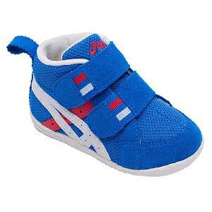 [陽光樂活]ASICS KIDS兒童系列 / FIRST / FABRE FIRST MS II SUKU2嬰兒鞋 TUF110-4299 (藍)