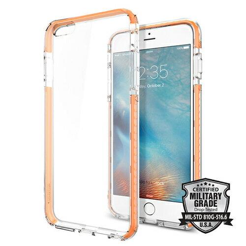 APPLE iPhone 6S Spigen Ultra Hybrid TECH-超薄型雙料防震緩衝殼