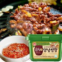 中秋節烤肉食材到韓國SAJO思潮包飯醬/蔬菜醬/豆瓣醬 500g [KO880107]千御國際
