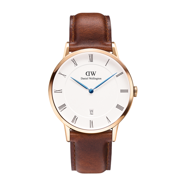 【Daniel Wellington】DW手錶DAPPER ST MAWES 38MM(免費贈送另一組表帶) 1