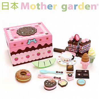 日本【Mother Garden】野草莓巧克力點心盒-新品 0