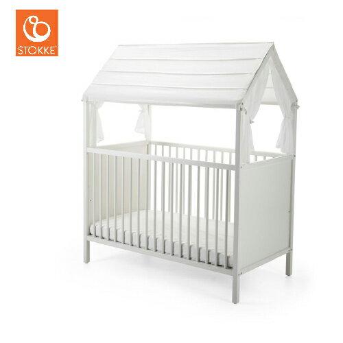 挪威【Stokke】Home 屋頂布(白色/米色) 0