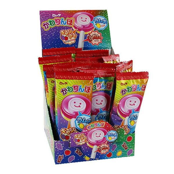 有樂町進口食品 日本 樂天不可思議棒棒糖 20支入 4903333155842