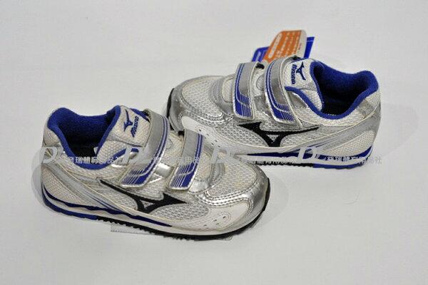 【登瑞體育】MIZUNO 童鞋/展示出清/零碼 -8KJ03001