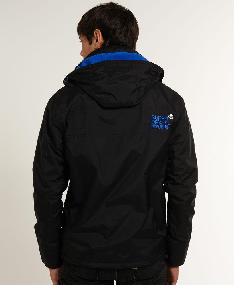 [男款] 英國代購 極度乾燥 Superdry Arctic 男士風衣戶外休閒 外套夾克 防水 防風 保暖 黑色/寶藍 4
