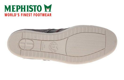 Mephisto 法國工藝皮革休閒鞋 墨綠 6