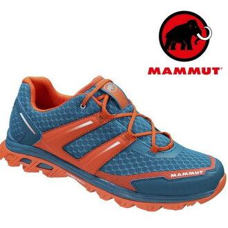Mammut 長毛象 越野鞋/越野跑鞋 MTR 71 Trail Low 男款 3030-02981-5843