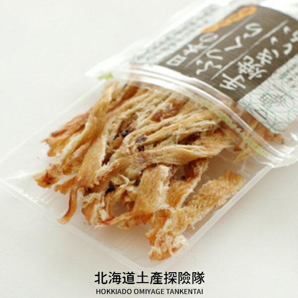 「日本直送美食」[北海道海產] 手烤魷魚絲 ~ 北海道土產探險隊~