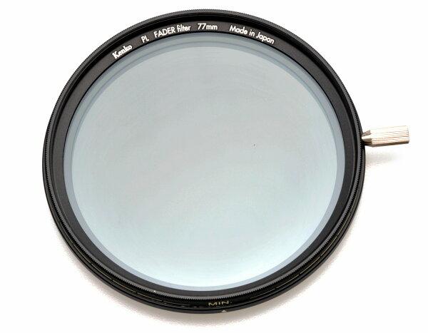 【普羅相機】KENKO PL FADER ND3-ND400 55mm 可調式減光鏡 (需預訂)