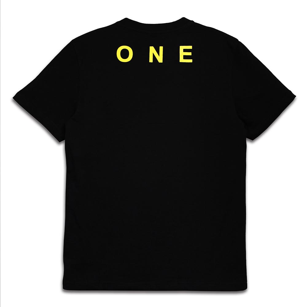 STAGEONE ONE SHOT TEE 黑色 / 粉紅色 兩色 5