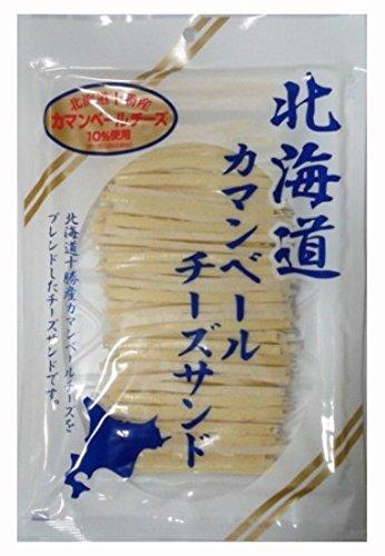 有樂町進口食品 北海道十勝產 ORUSON 鱈魚起司點心條 130g 4974819771511 - 限時優惠好康折扣