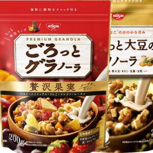 日本 日清NISSIN早餐麥片 (水果麥片/大豆麥片/宇治抹茶麥片) [JP420]