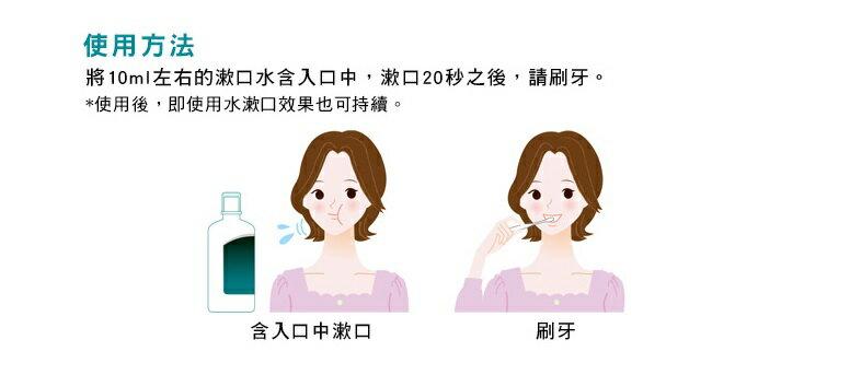 【獅王】浸透護齦EX漱口水450ml 2