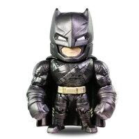 蝙蝠俠與超人周邊商品推薦4吋合金裝甲蝙蝠俠/ Batman vs Superman 4吋 DC Figure/ 蝙蝠俠對超人 / 正義曙光/ 公仔/伯寶行