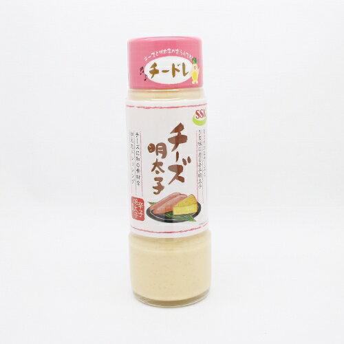 【橘町五丁目】日本SSK日式起司明太子沙拉醬-190ml