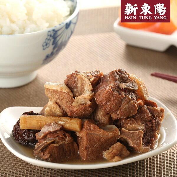 【新東陽】紅燒羊肉420g