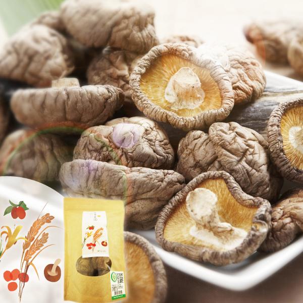 【藍田春】台灣 產銷履歷 新社大中香菇,無農藥,產銷履歷身分證,小包裝