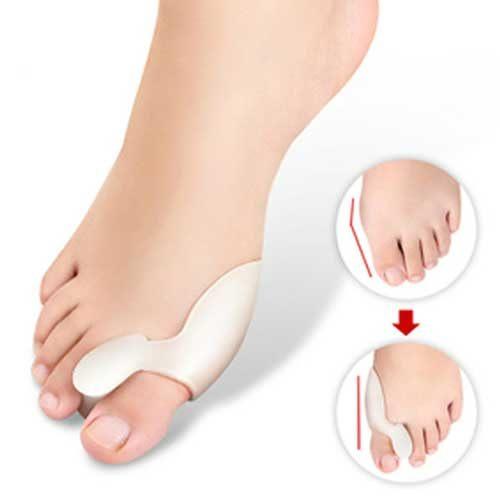 PS Mall 腳趾套 腳趾分離器 腳趾分趾器 鞋墊【S130】