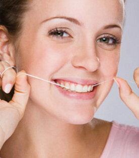 PS Mall╭*Plackers雙線美白牙線棒 75支 牙齒清潔保健 美白牙齒【J211】