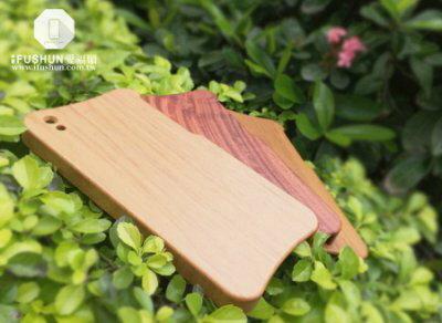 iFUSHUN Wooden case for HTC Desire 816 原木保護殼 木作殼 實木木手機殼