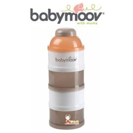 *babygo*babymoov嬰兒奶粉攜帶補充罐