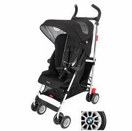 *babygo*Maclaren 瑪格羅蘭 BMW 經典嬰兒推車【黑】