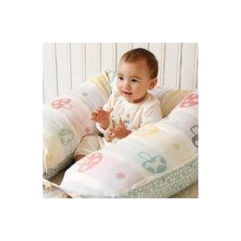 *babygo*媽媽好物 日本Hoppetta多功能蘑菇長枕