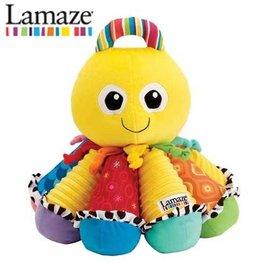 *babygo*Lamaze拉梅茲嬰幼兒玩具 -音感八爪章魚LC27027