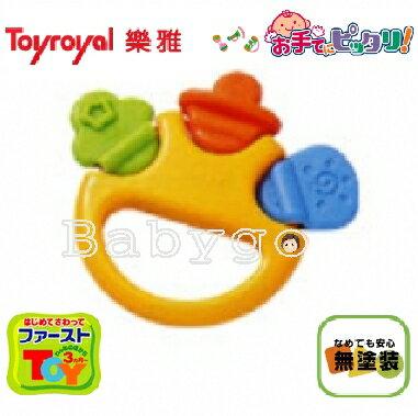 *babygo*日本樂雅Toyroyal-奶嘴固齒器