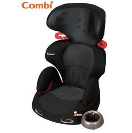 *babygo*Combi Buon Junior Air成長型汽車安全座椅【網眼黑】