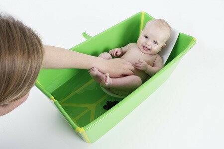 *babygo*丹麥The Flexi Bath 摺疊式浴盆專用浴架