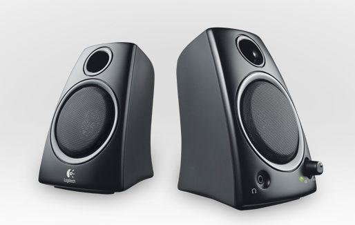 [NOVA成功3C]羅技 Logitech Z130 5W 2.0聲道喇叭 Z-130 Z 130 面板調整 耳機插孔  喔!看呢來