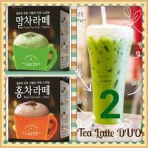 Promo Makanan dan Minuman Rakuten - Teazen - Tea Latte Duo