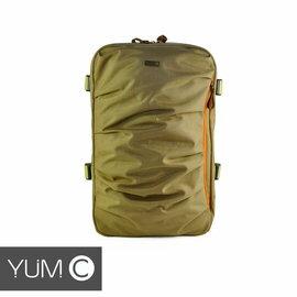 【風雅小舖】【美國Y.U.M.C. Haight城市系列Urban Backpack筆電後背包 亮卡其】筆電包 可容納15.6寸筆電