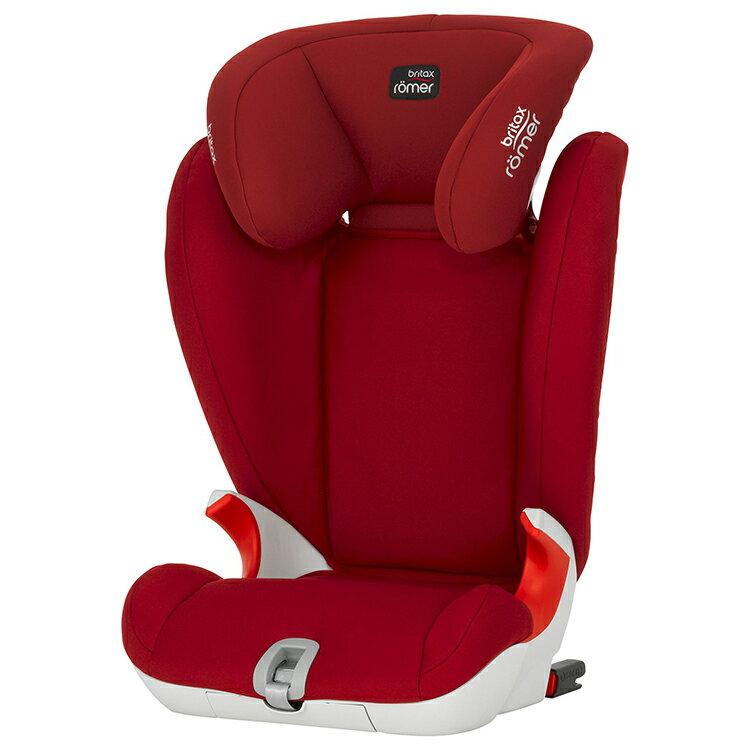 Britax - Romer KIDFIX SL通用成長型汽車安全座椅(汽座) -火焰紅 0