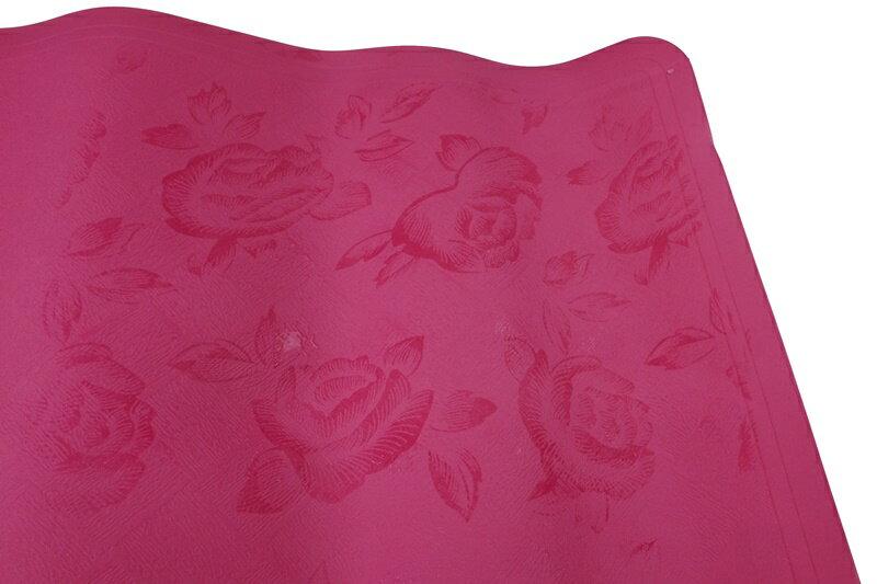 【凱樂絲】魔術防滑浴室墊(紅色) -背面密集吸盤-浴室, 廚房, 居家安全 保護 長輩, 小孩, 孕婦止滑,預防跌倒 0