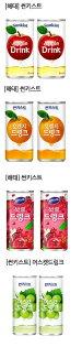 有樂町進口食品 哈韓風 Sunkist 蘋果汁/柳橙汁/石榴汁/白葡萄汁 240ml 8801105908961
