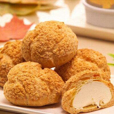 【巧味現烤烘焙】日式冰淇淋泡芙